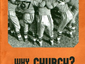 w1: Why Church?