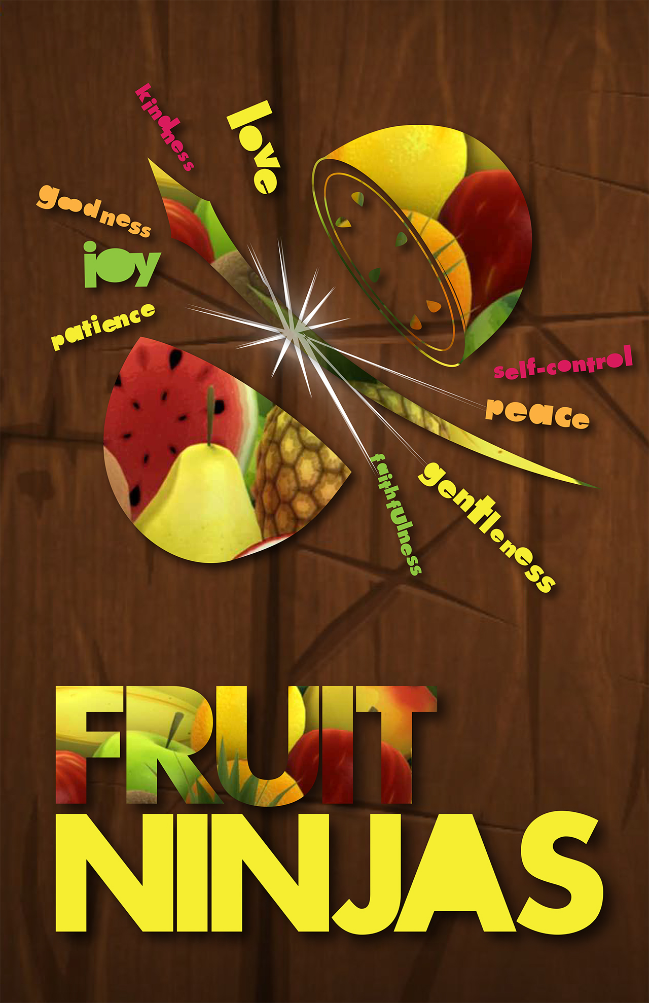 fruit ninja games are berries fruit